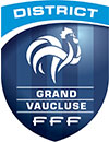 DISTRICT GRAND VAUCLUSE DE FOOTBALL